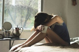 pogimdyvinė depresija kaip padėti